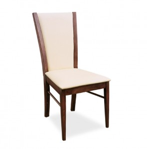 Upholstered Dining Chairs Cream