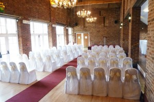 Wedding Chair Covers Rental