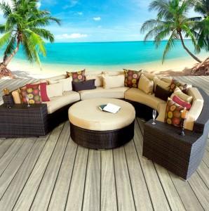 Wicker Patio Furniture Miami