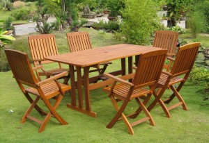 Wood Patio Furniture Plans