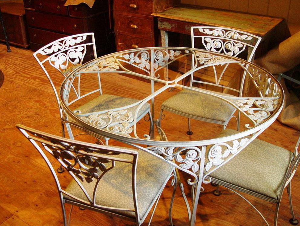 Woodard Patio Furniture Repair