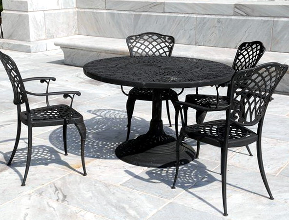 Wrought Iron Patio Furniture Made In Usa