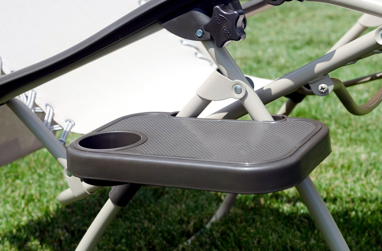Zero Gravity Chair Cup Holder