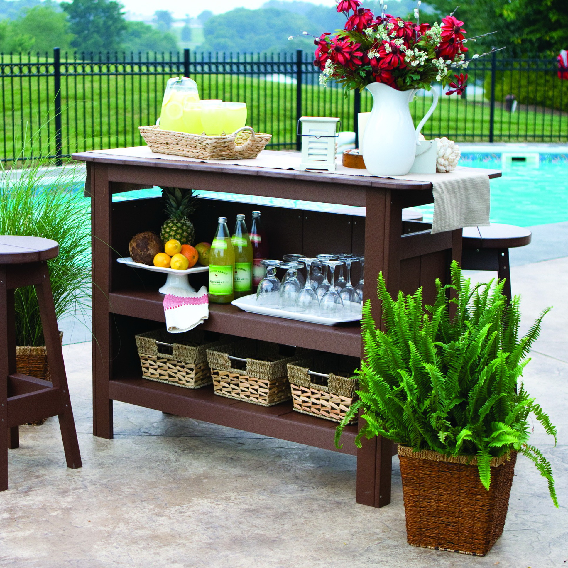 Bar Height Patio Furniture Costco