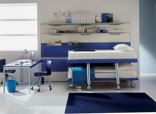 Bed For Kids Room