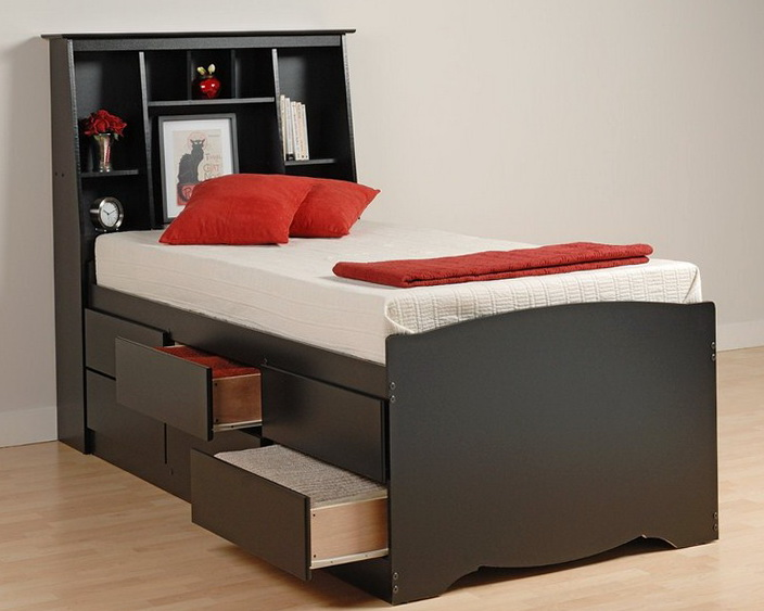 Bed Frame With Storage Singapore