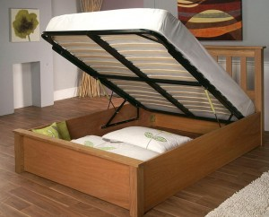 Bed With Storage Drawers Underneath