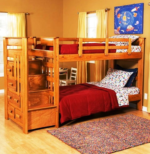 Beds For Kids Boys