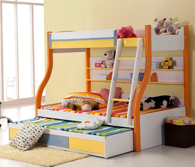 Beds For Kids Rooms