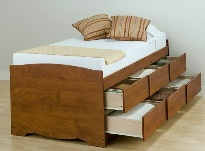 Beds With Storage Space