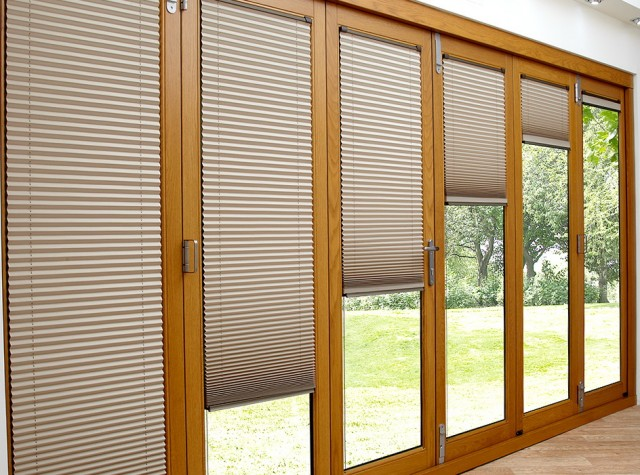 Bi Fold Doors Blindsbi Fold Doors Blinds