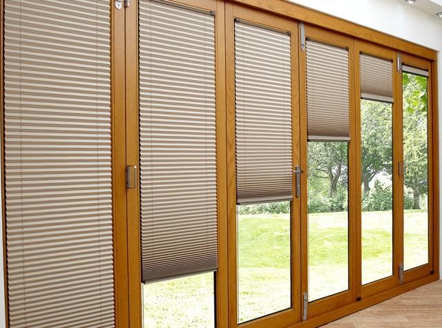 Bi Fold Doors Blindsbi Fold Doors Blinds