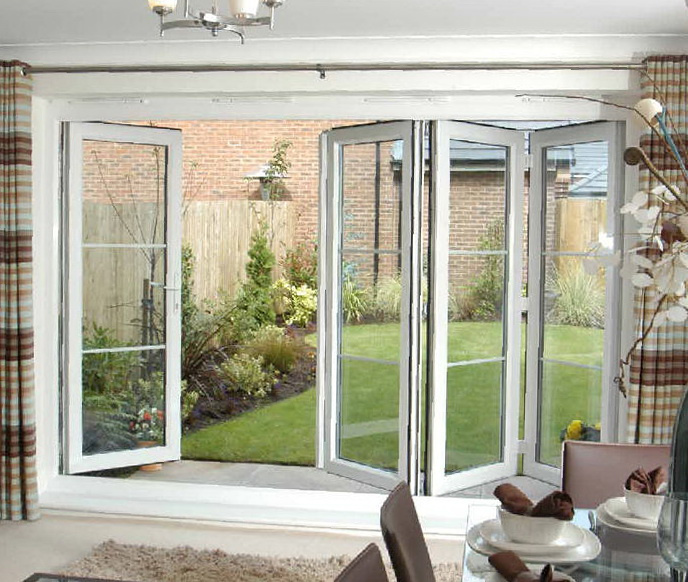 Bi Folding Patio Doors