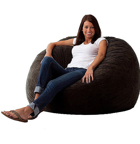 Big Bean Bag Chairs Walmart