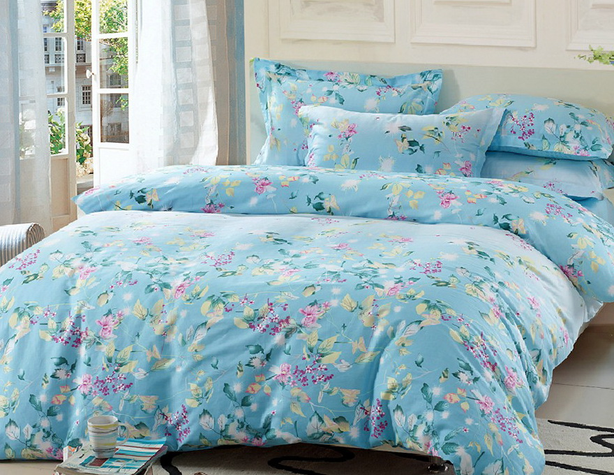 Blue Bedding For Girls