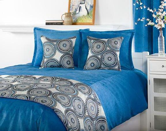Blue King Bedding Sets