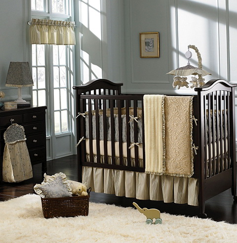 Boy Crib Bedding Ideas