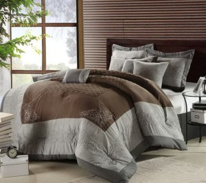 Brown Luxury Bedding Sets