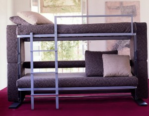 Bunk Bed Couch Convertible