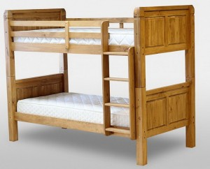 Bunk Bed With Stairs Uk