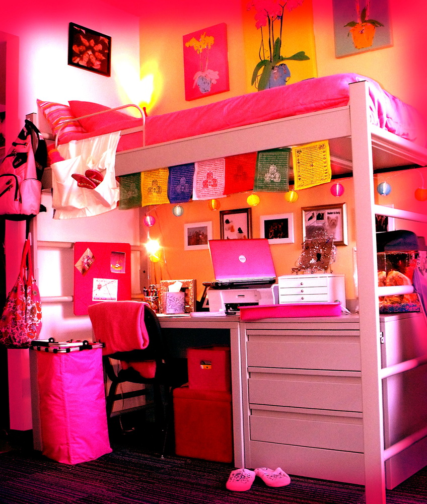 Bunk Beds For Girls Room