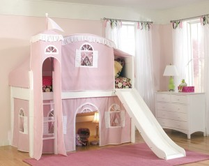 Bunk Beds For Girls With Slide