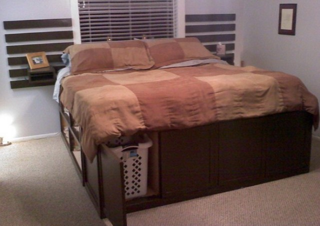 Cal King Bed Frame Plans