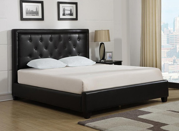 California King Platform Bed Dimensions