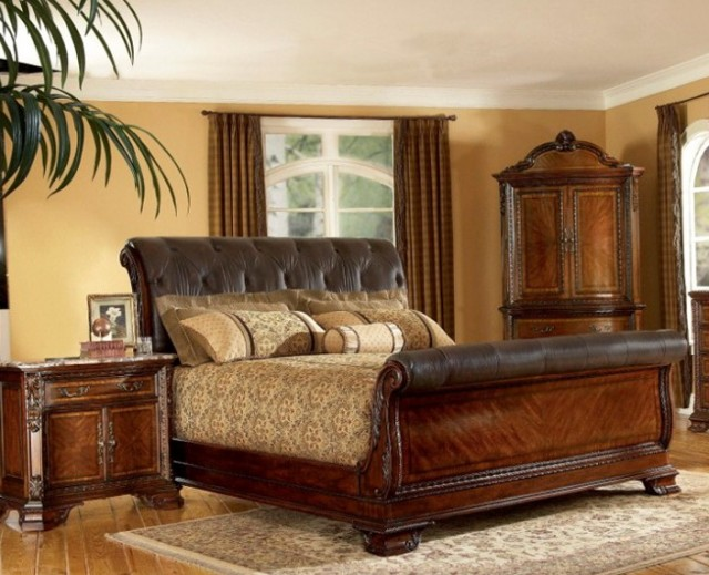 California King Size Bedroom Set