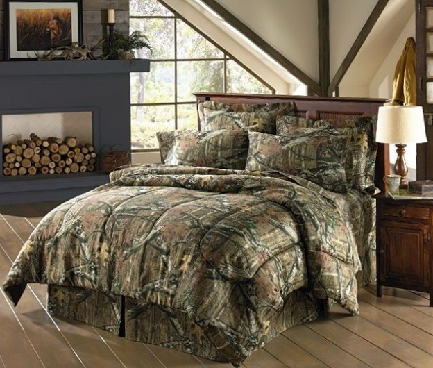 Camo Bed Sets King