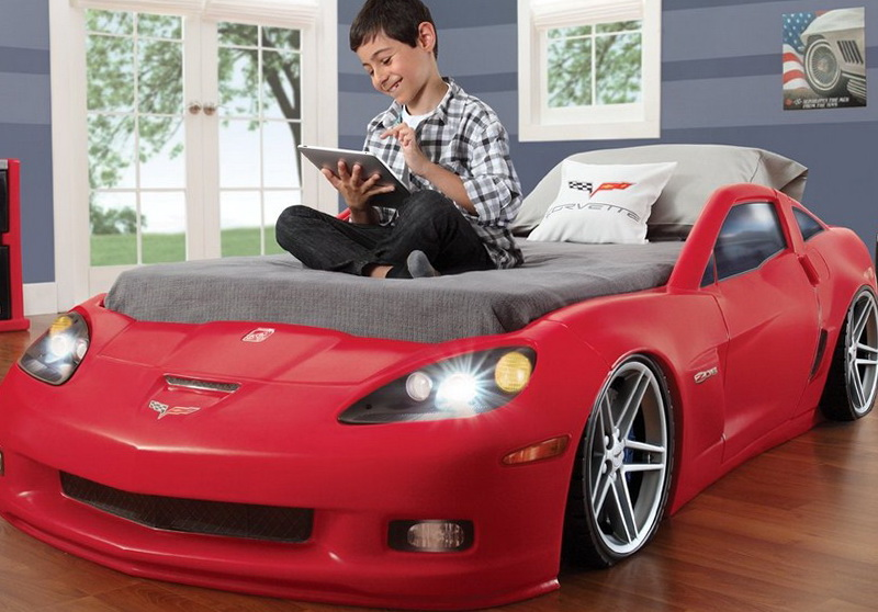 Car Bed For Kids