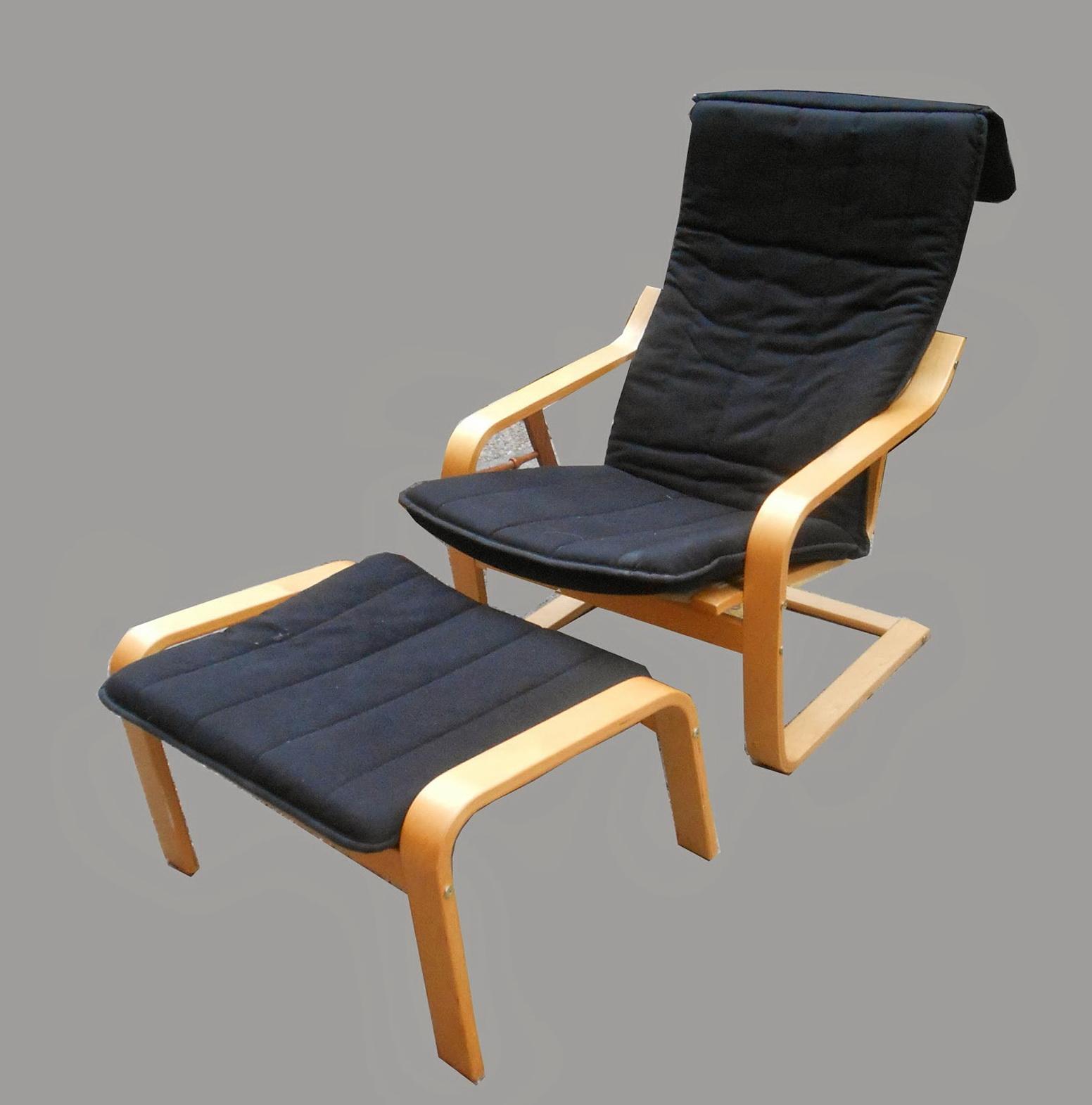 Chair And Ottoman Ikea