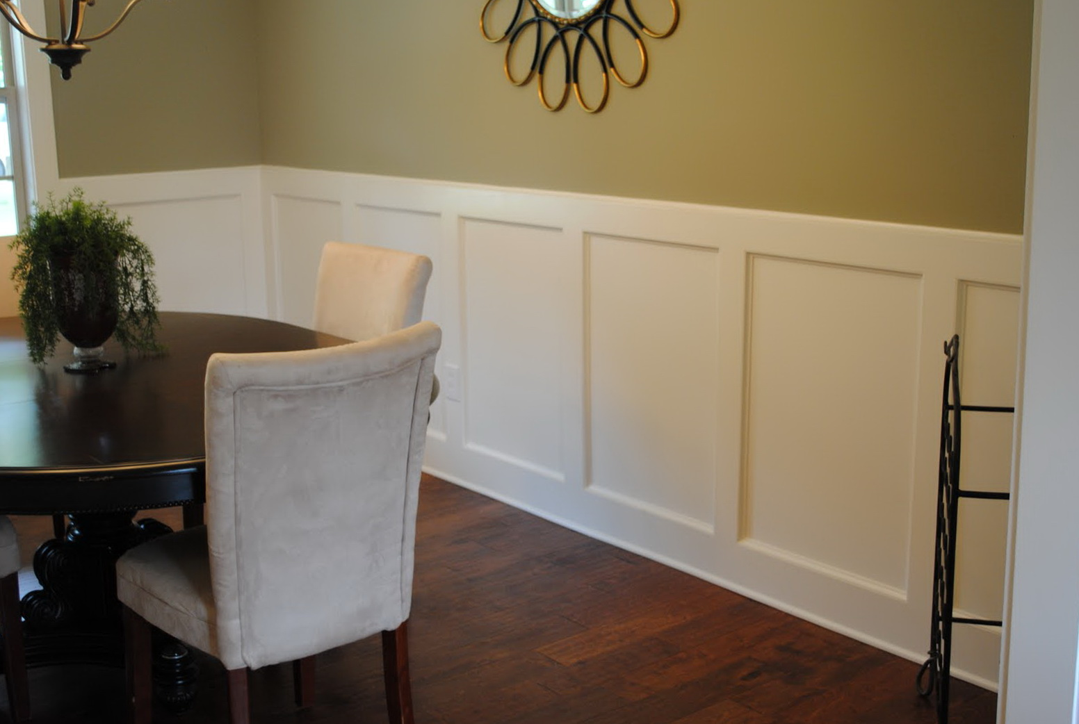 Chair Rail Height And Width
