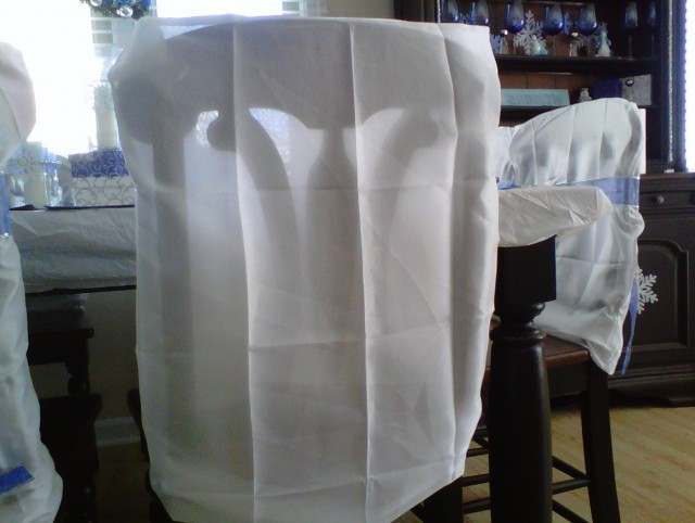 Cheap Chair Covers Diy