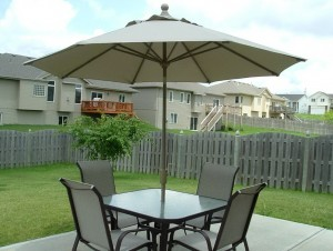 Cheap Patio Sets With Umbrella