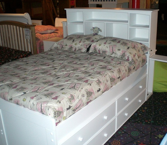 Cheap Platform Beds Full Size