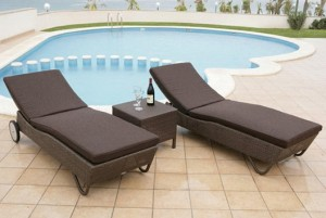 Commercial Pool Lounge Chairs