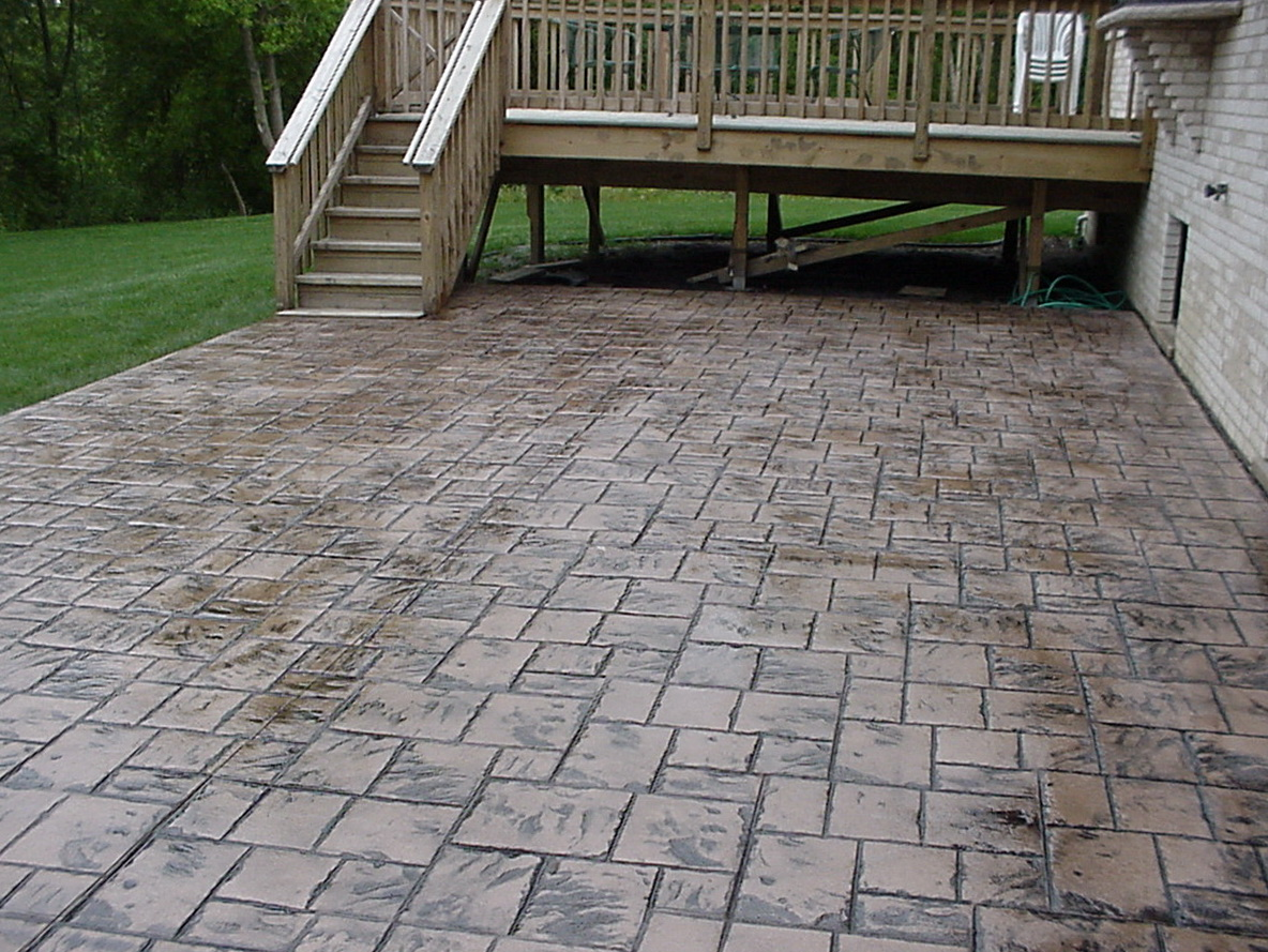 Concrete Patio Cost Calculator