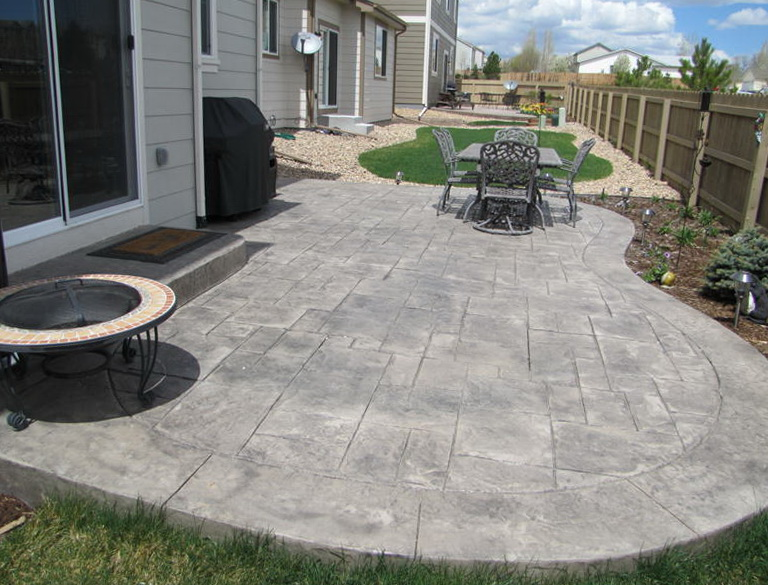 Concrete Patio Cost Denver