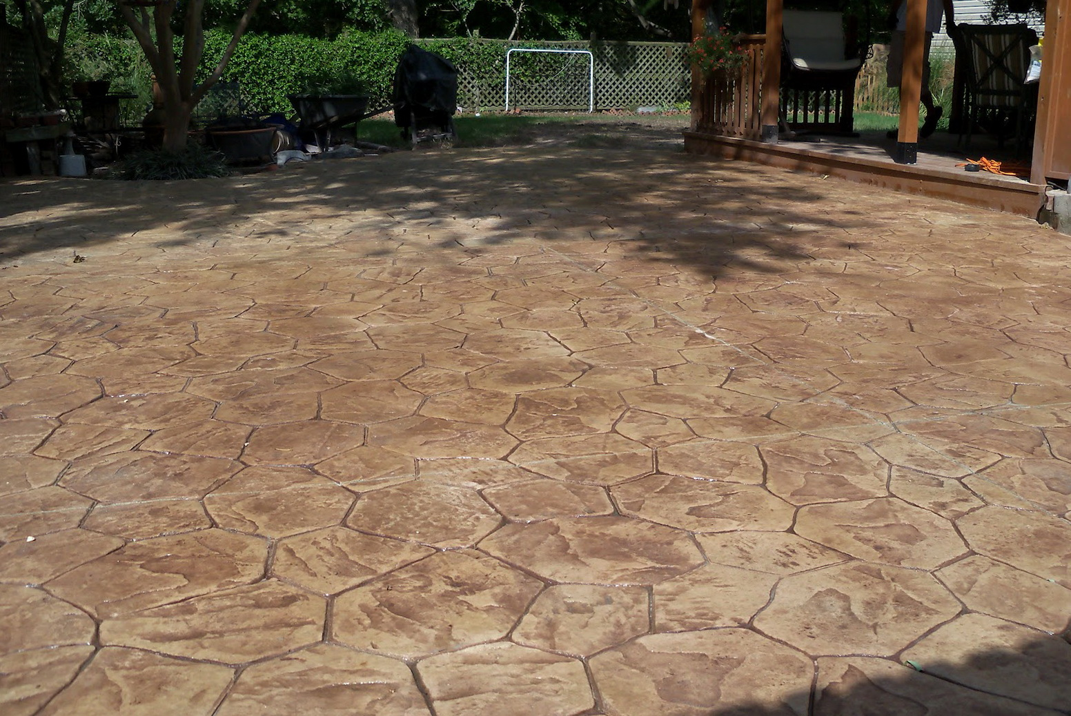 Concrete Patio Cost Vs Pavers
