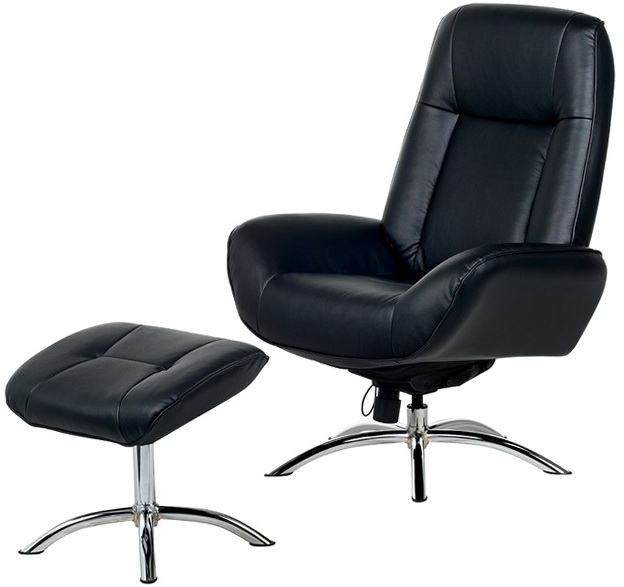 Contemporary Leather Recliner Chairs