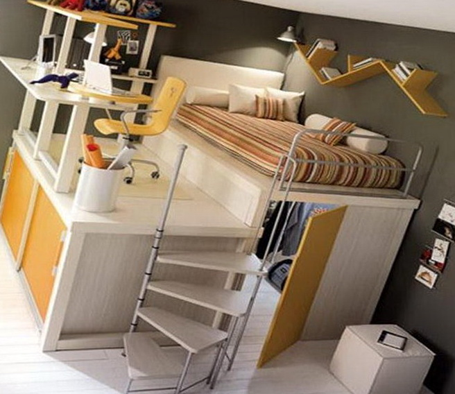 Cool Loft Beds For Kids