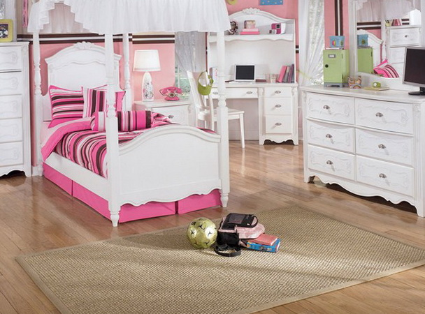 Cool Toddler Beds For Girls