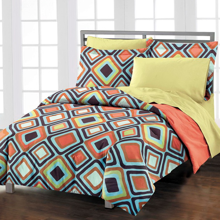 Coral Twin Xl Bedding