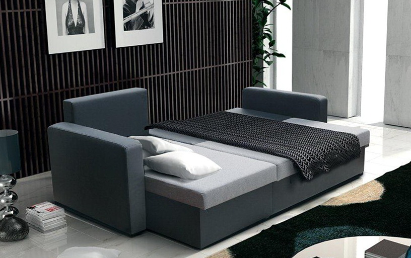 Corner Sofa Bed Small