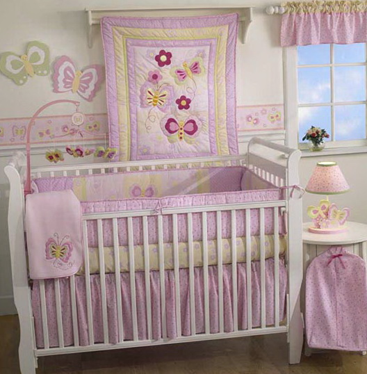 Crib Bedding Sets For Baby Girls