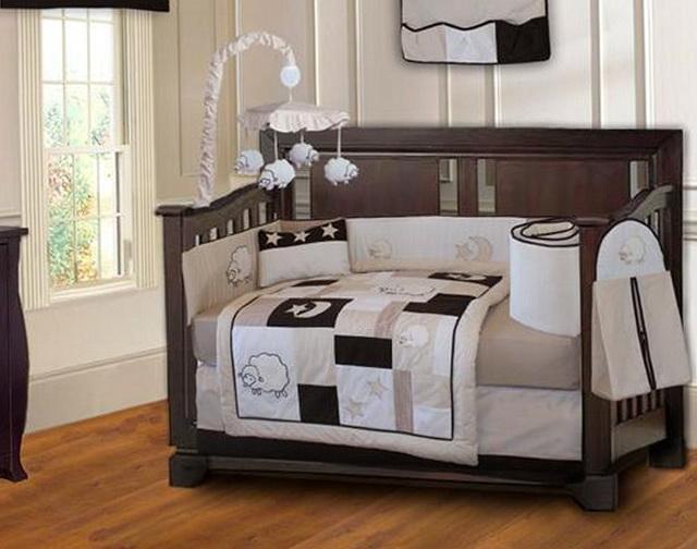 Crib Bedding Sets Neutral