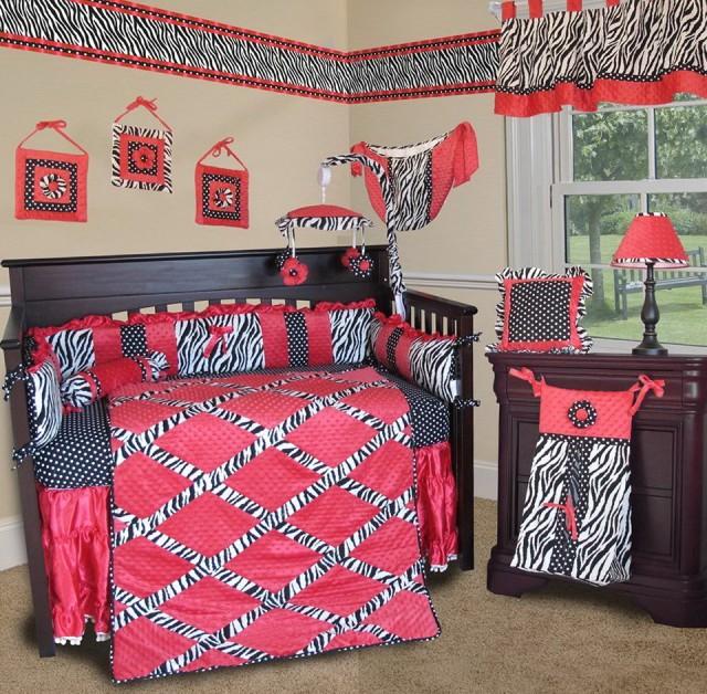 Custom Baby Bedding For Girls