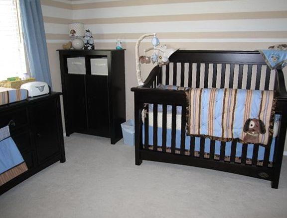 Custom Baby Bedding Houston
