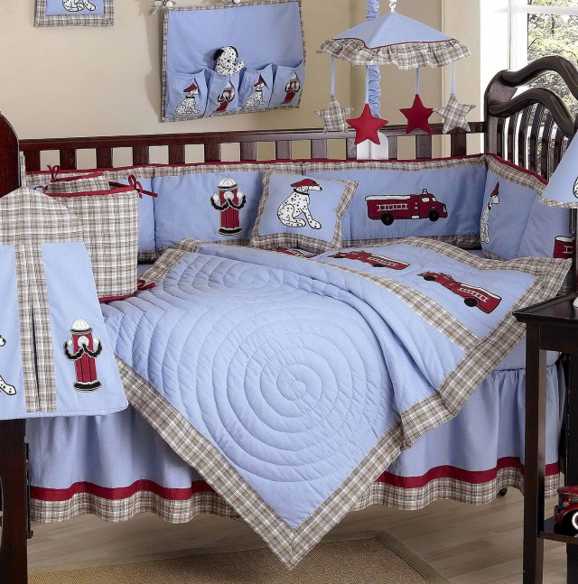 Custom Baby Bedding Okc